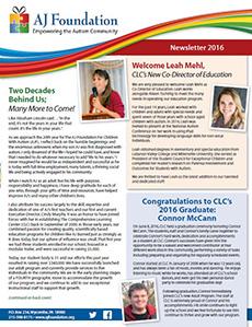 AJF-Newsletter-2016-Cover
