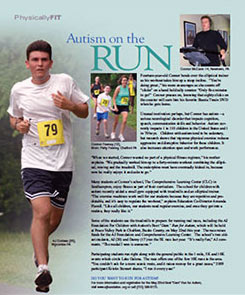 autism on the run