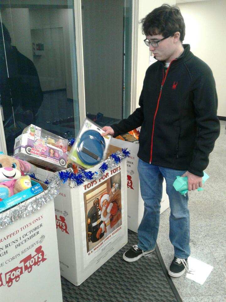 Connor F_Toys For Tots 1